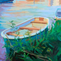Paciorek-Morning-Canal-58x36-OilonCanvas-5800